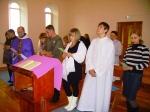 Priere de consecration a Marie